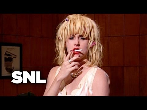 The Courtney Love Show - Saturday Night Live