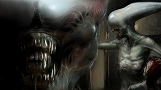 ALIEN: Covenant LEAKS MOUTH BURSTERS REVEALED White Aliens Confirmed