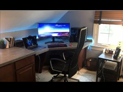 My Ultimate Desk Setup Tour!