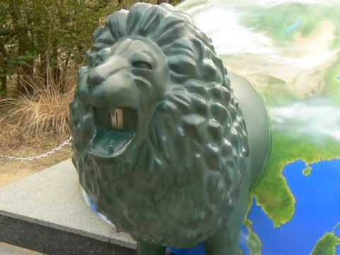 天王寺動物園 ライオンズクラブ募金-2009.02.26