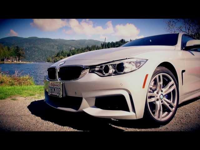 BMW 4 Series M Sport Compilation Video (Estoril Blue, Mineral Gray, Glacier Silver, Melbourne Red)