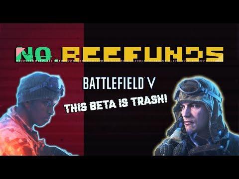 Battlefield V beta First & Last Impressions