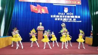 Nhảy Pikachu - Trường TH số 2 Đồng Sơn