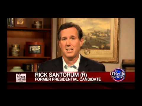 Parental Permission Required for Rick Santorum School Speech