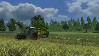 Astragon, Giants, Deutz, Fendt, John, Deere, Landwirtschafts, Simulator, Farming, 2009, 2011, Online, Multiplayer, Agrotron, Vario, Gülle, Ernte, Mais, Raps, Getreide, Weizen, Gras, Milch, Viehzucht, Video, Pressen, 7710, 6820, Dammann, Profi, Class, X720