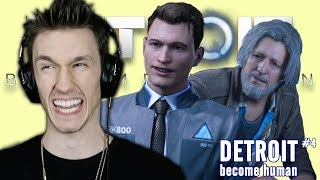WE JUST BECAME BEST FRIENDS | Detroit Become Human (#4)