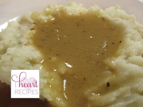 Homemade Turkey Gravy | I Heart Recipes