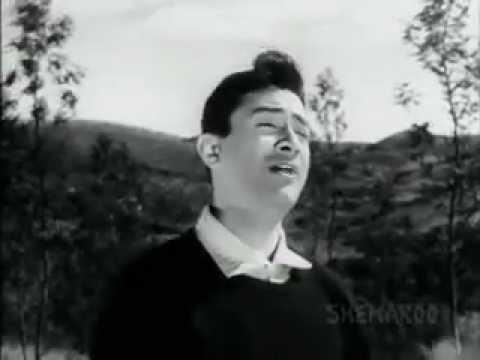 Kala Bazaar - Khoya Khoya Chand Khula Aasman - Mohd Rafi.flv video