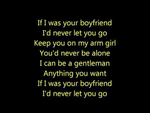 Justin Bieber- Boyfriend Acoustic Lyrics Hd video