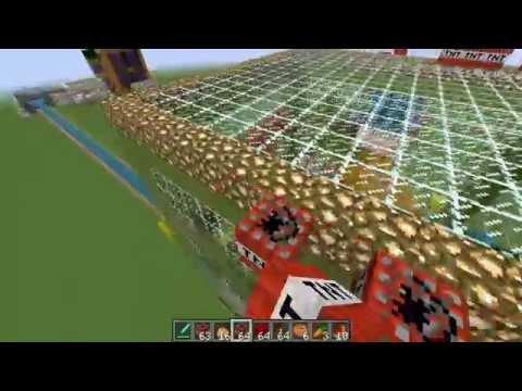 Minecraft:Прохождение карты Не упади №2