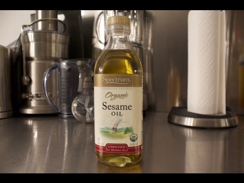Health | All-Natural Remedy For Allergies, Asthma, Migraines, Fresher Breath + (Oil Pulling Method)