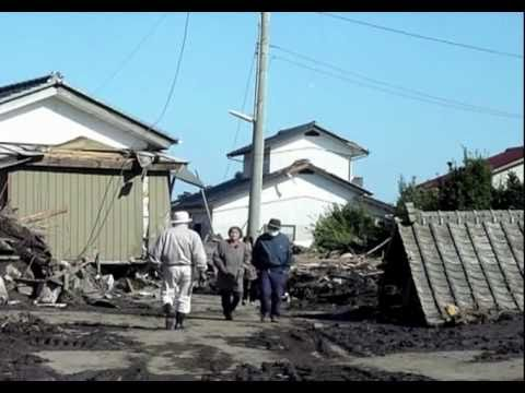 Japan Tsunami Aftermath  Apocalyptic Scenes
