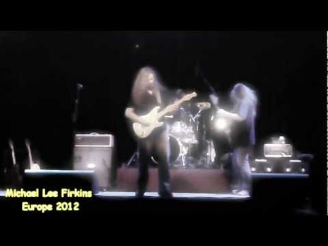 Atma Anur - Michael Lee Firkins Band/ I Know A Little ( live Lynyrd Skynyrd cover)