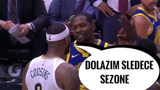 NBA SKRIVENI Razgovori Koje Niste Čuli Na Terenu | Part 2