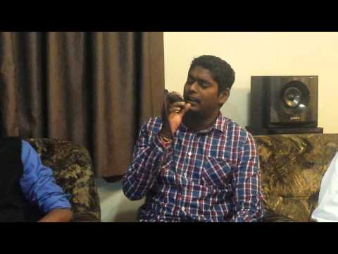 Janendra Naidu Bantu - Sun Raha Hai Na Tu - Ashiqui 2 - Karaoke video