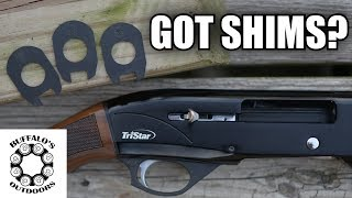 Shotgun Stock Shims, Why You Might Need Them and How To Use Them - TriStar Viper G2