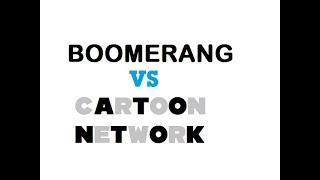 MUGEN - 4x Boomerang vs 4x Cartoon Ntework