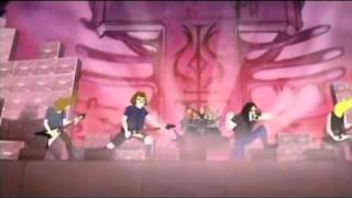 Watch Dethklok Face Fisted video