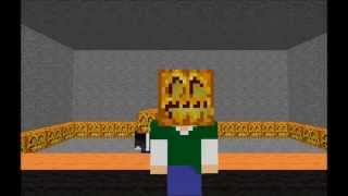 *Halloween Special* [Minecraft animation] Minecraft player School - Scaring