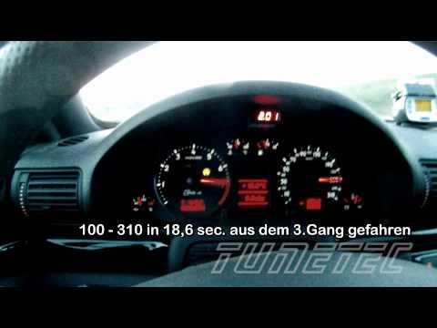 Tunetec Performance Audi RS4 B5 mit 3.0L KKK 24/10.80 und über 800PS