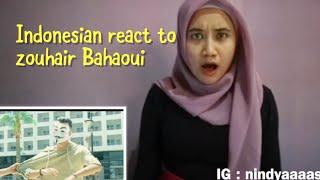 Zouhair Bahaoui - DÉCAPOTABLE | INDONESIAN REACTION