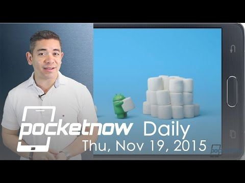 Samsung Galaxy Android 6.0 updates, OnePlus X sales & more - Pocketnow Daily