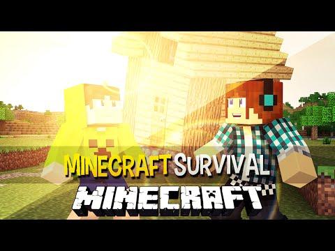 Minecraft Survival Ep.120 - Construções Instantâneas !!