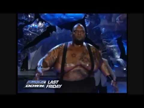 Undertaker vs Big Daddy V 1-25-08 part 1 (HD)