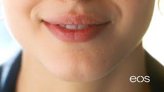 eos Crystal lip balm - weightless hydration for beautiful lips