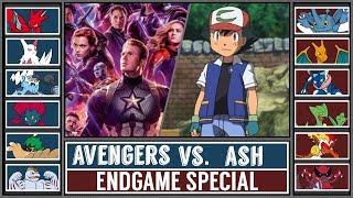 Ash vs. Avengers - ENDGAME SPECIAL (Pokémon Sun/Moon) - Pokémon/Marvel Crossover