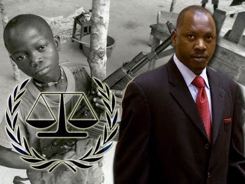Congo Warlord Sentenced to 14 YEARS!