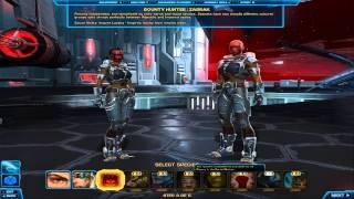 [PL] Let's Play 4Free: Star Wars The Old Republic Odcinek 1 Prezentacja + Pierwsze chwile z gry