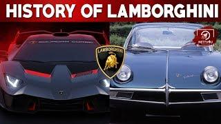 Lamborghini Car பற்றிய உங்களுக்கு தெரியாத உண்மைகள்