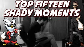 ShadyPenguinn - Top Fifteen Shady Moments Before 100K Subscribers!