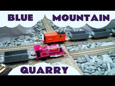 Thomas And Friends Trackmaster Blue Mountain Mystery Trailer Kids Toys Train Set Thomas The Tank