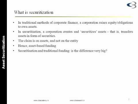 Investment Banking Structured Finance Explained