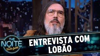 Entrevista com Lobão   The Noite (08/08/17)