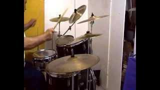 UNSUN-HOME-(official video clip)-drum cover