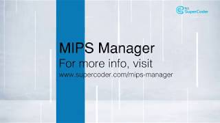 MIPS Manager: Find Measures Faster