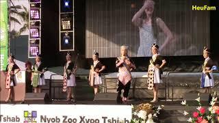 Fresno HCNYC 2017-2018: Miss Hmong USA: Lwm Yaj Tub Nraug Nab - Hais Paj Huam Rau Cov Contestants