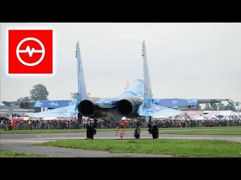 Deszczowy Air Show 2018 W Radomiu