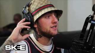 Mac Miller Says ScHoolboy Q Could Be Bigger Than Kendrick Lamar + More w/ DJ Skee