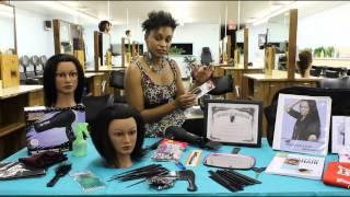 Hair Braiding Kit