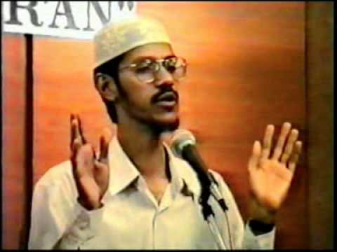 Dr. Zakir Naik - Interest Free Economy Promulgated by Quran (Full VCD Quality)