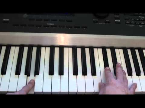 How to play She Looks So Perfect on piano - 5 Seconds Of Summer - Tutorial