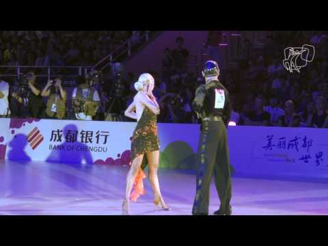 2012 Grandslam Chengdu | The Final | Cha Cha Cha video