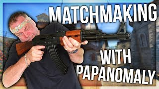 MATCHMAKING WITH PAPANOMALY