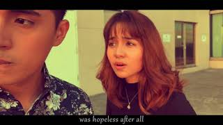 Download Song REWRITE THE STARS - Zac Efron & Zendaya (Cover by Kristel Fulgar and Marlo Mortel) Free StafaMp3