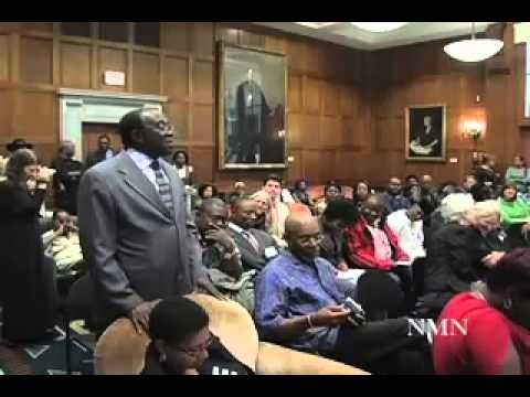 Video 10 Wole Soyinka Speaks@ The Christopher Okigbo International Conference Harvard University