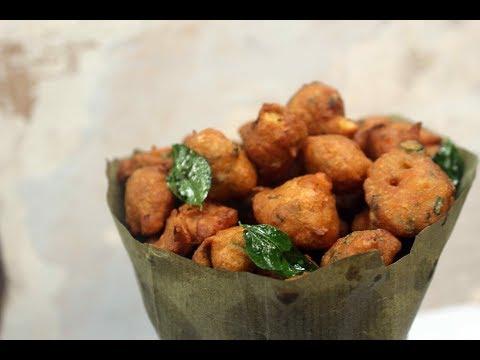Onion Pakoda Balls / Crispy Onion Bites / Easy Ifthar Snack